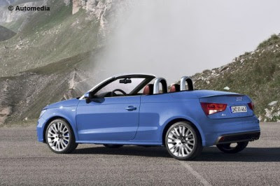 car show 2011 audi a1 convertible preview. Black Bedroom Furniture Sets. Home Design Ideas