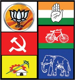 Indian political parties symbols meanings