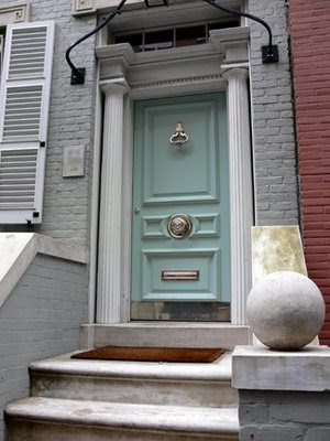 OL 39 PAINTING Top 10 Feature Front Door Colour