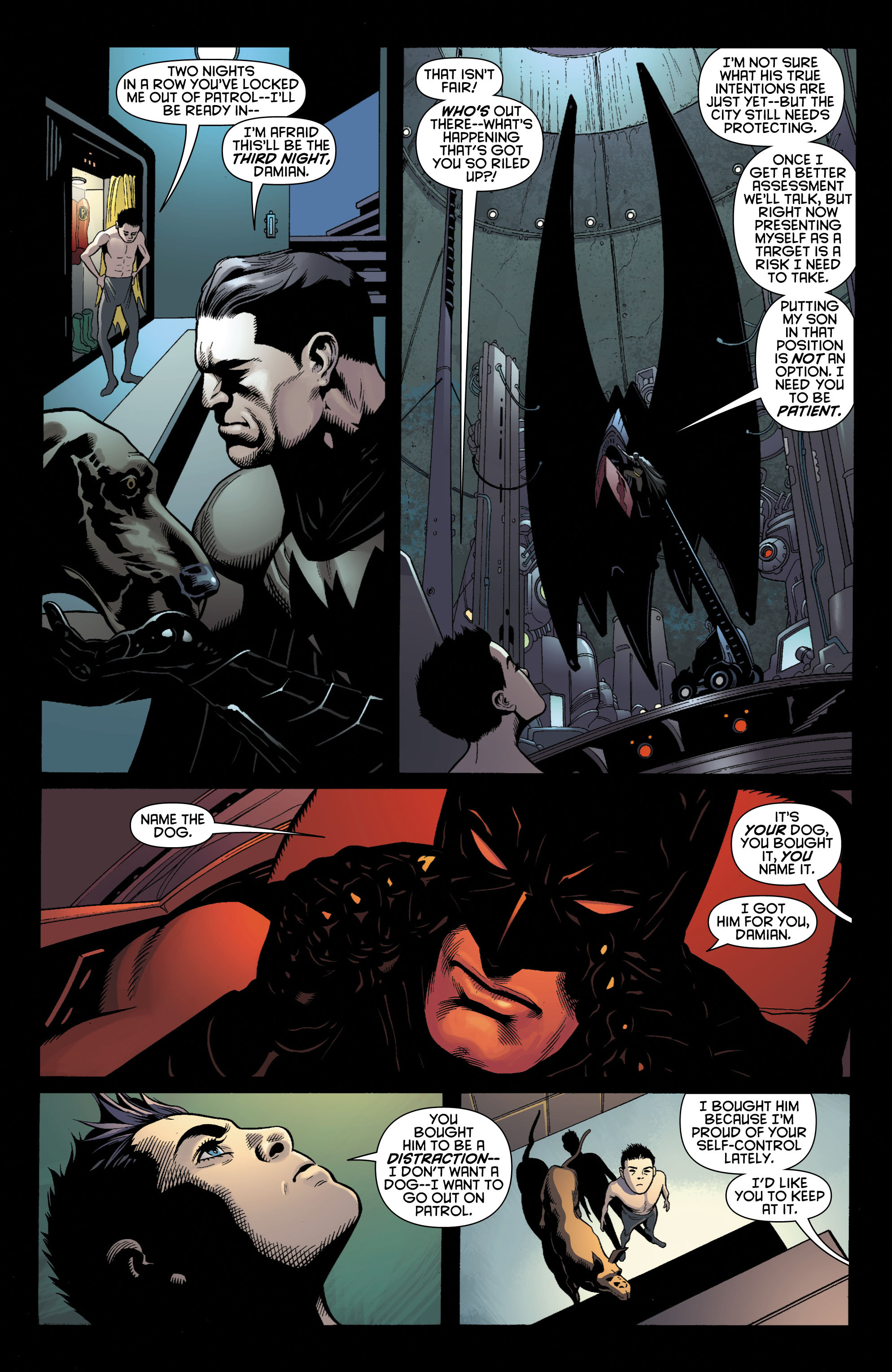 Batman and Robin (2011) chap 1 pic 53