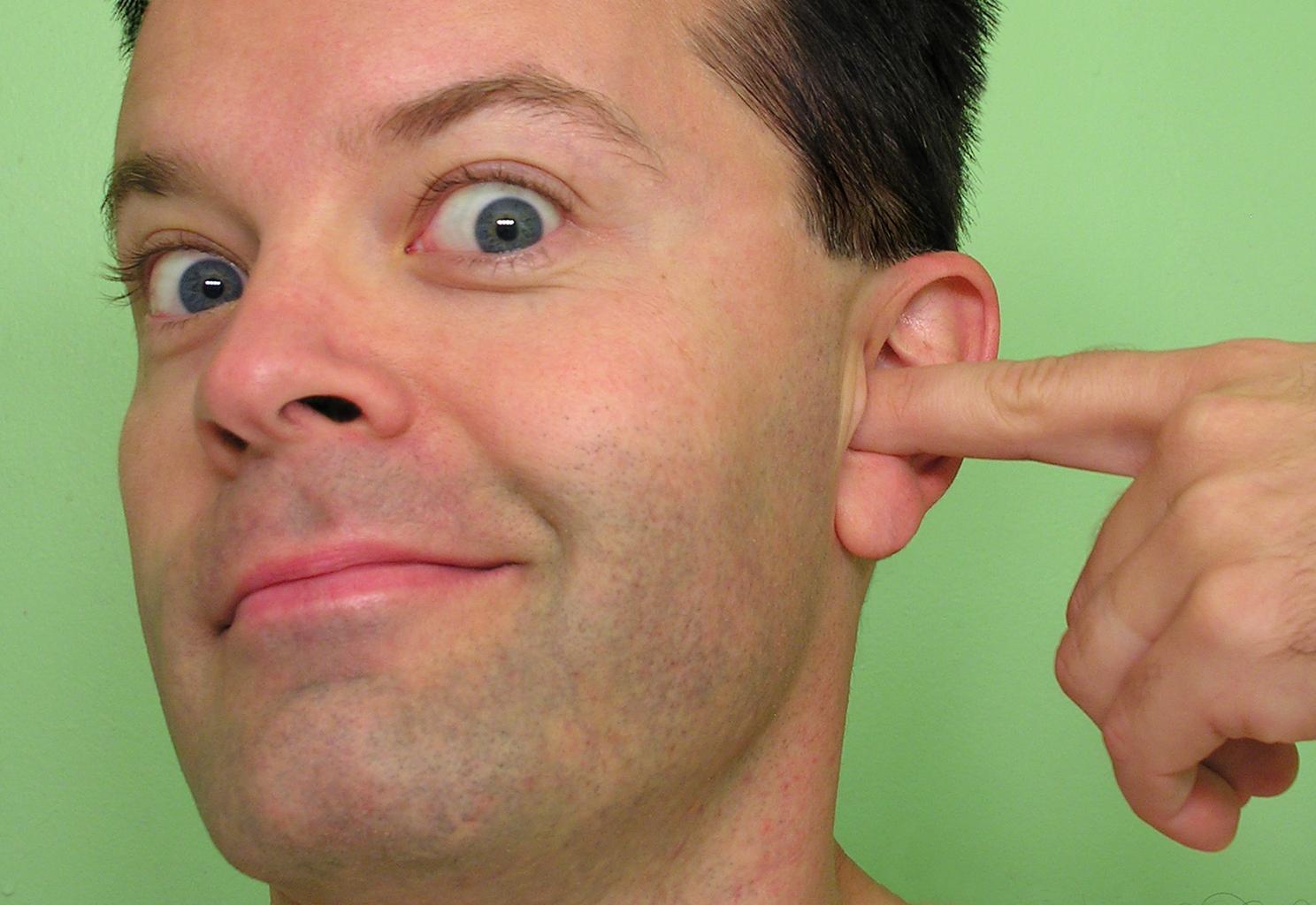 Ear Sex Now a Viable Alternative