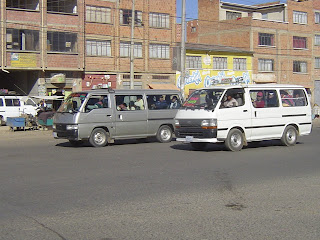 Trabajo en El Alto