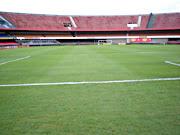 Estádio do Morumbi: entrando em campo.
