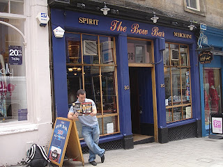 Bow Bar in Edinburgh