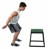 Plyometrics box jump workout plan