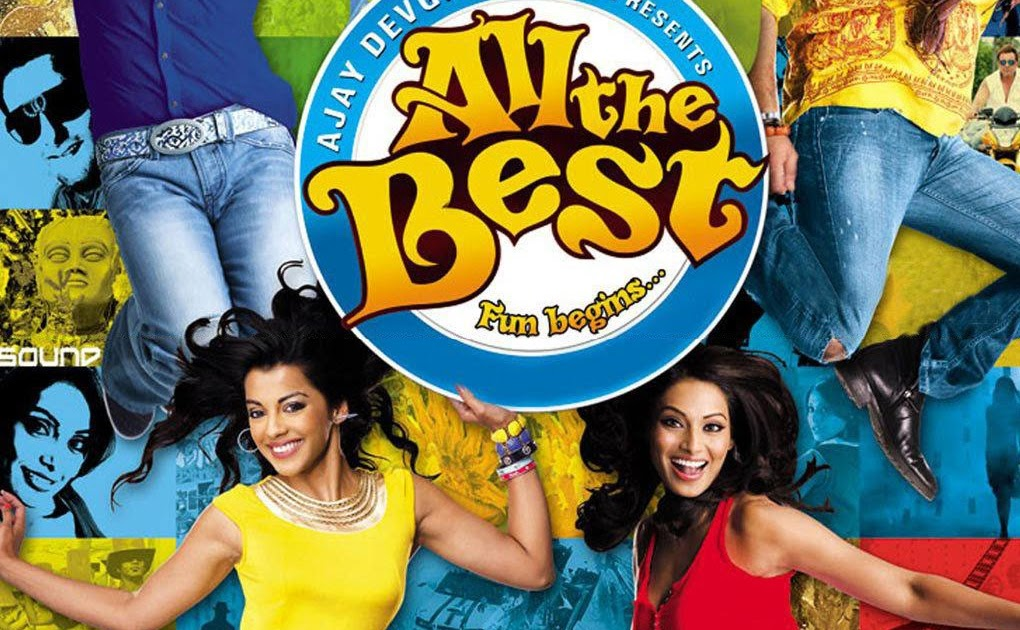 Free Mp3 All The Best (2009) Hindi Movie Mp3 Audio Songs