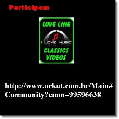 Comunidade só de vídeos