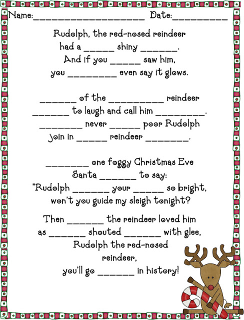 Suddenly...2nd Graders!: December 2010