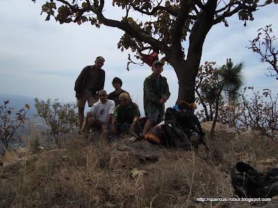 La foto de la conquista del Cerro Los Bailadores