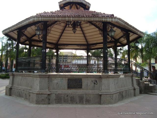 Kiosko de Santa Fe