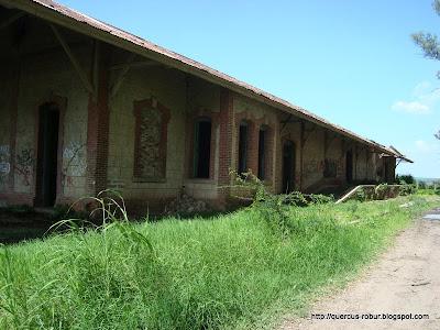 Antigua estación de tren en San Marcos - Jalisco