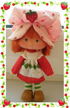 My own Strawberry Shortcake