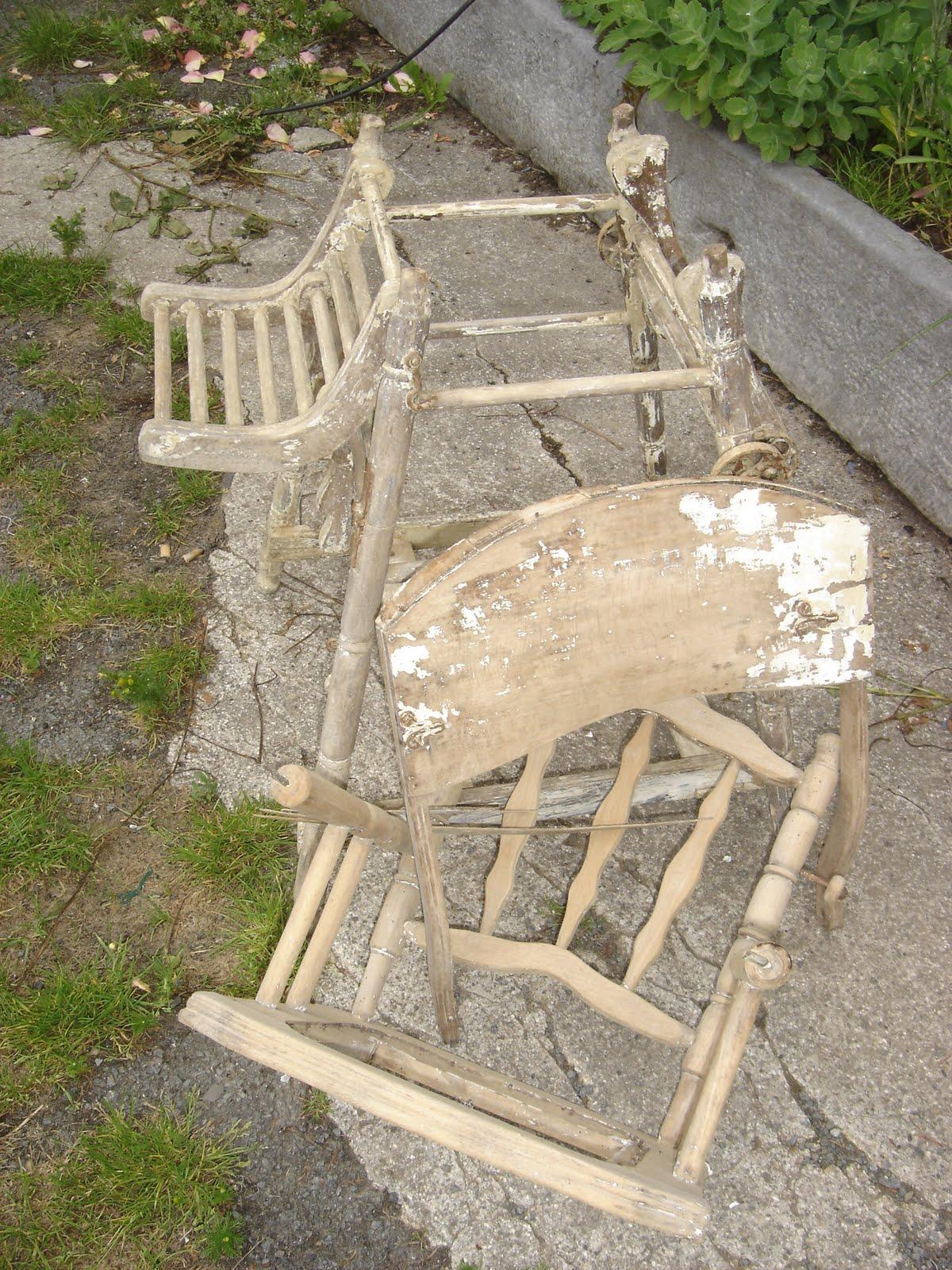 Atelier du baron chaise haute pour enfant - Chaise haute pour enfant ...