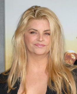 Kirstie Alley Plus Size Celebrity Model