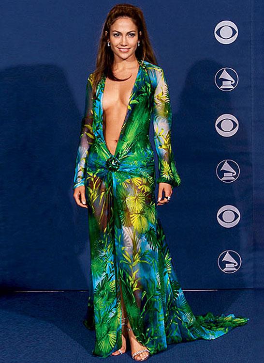 Платье джунгли от версаче