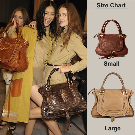 "purses chloe - Fashionistas Daily .Com: Chloe Marcie Tote - The perfect ""IT"" Bag ..."