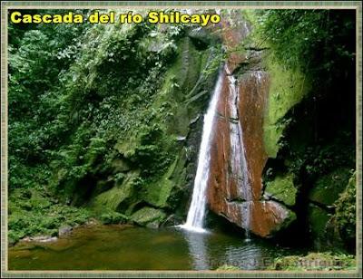 cascada del shilcayo