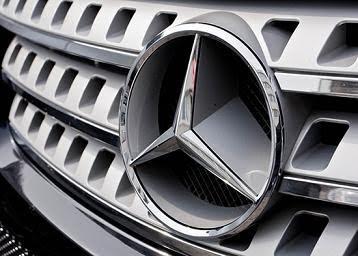 Logo Mercedes Benz (Imagen de Serkadis)