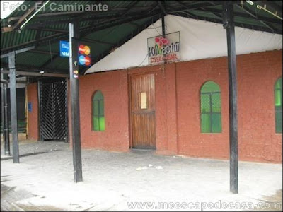 Discobar Kovachii (Moyobamba, Perú)