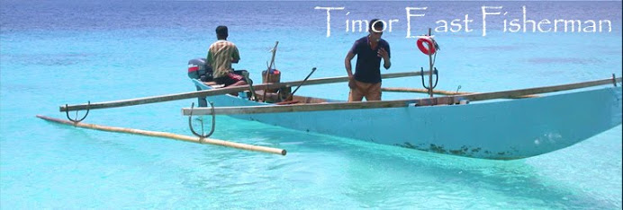 East Timorese Fisherman