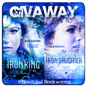 Win an Iron Fey pack by Bewitched Bookworms.