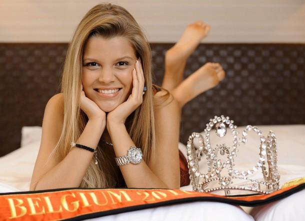 miss belgie belgium 2012 contestants delegates candidates