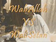 Wali Allah VS Wali Setan