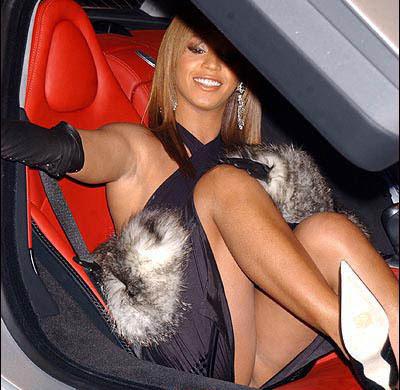 Beyonce With No Panties On 6