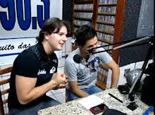 Grupo Rhaas na Rádio Circuito das Águas FM - Caxambu - MG - Entrevista - 17/10/10