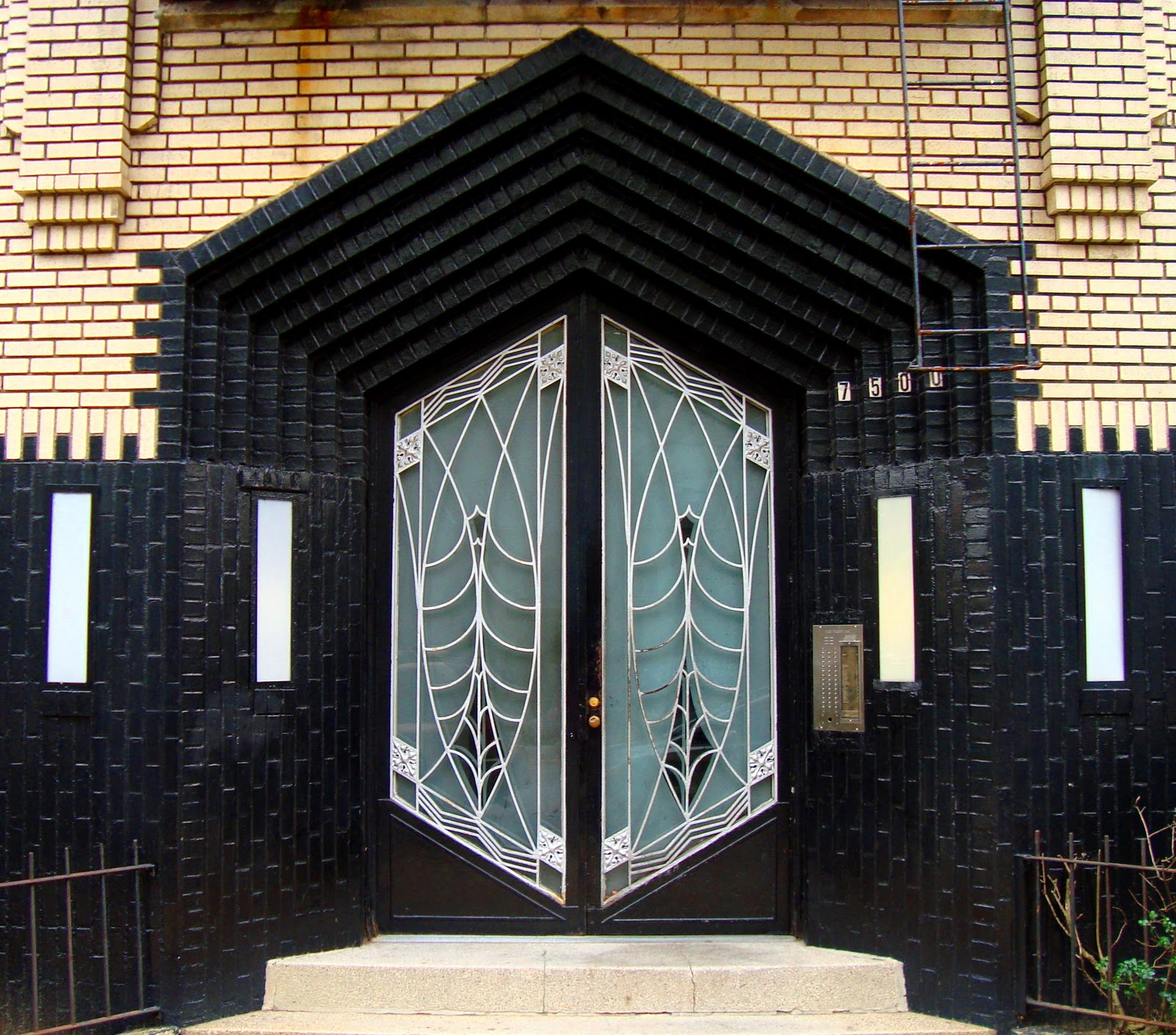 Art Deco Doors in N.Y.C. : doors nyc - Pezcame.Com