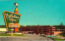 First Holiday Inn Memphis