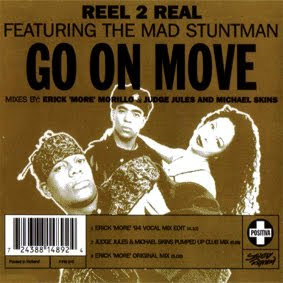 Reel 2 Real - Go On Move (Maxi-CD-1994)