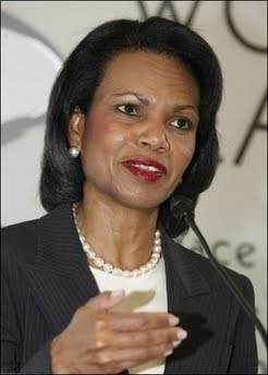 an introduction to the life and work by condoleezza rice Nasa scientist who was portrayed by jodie foster in the 1997 movie contact claims mankind will discover alien life condoleezza rice was work' rice served as.