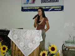 Pra Luciene X. M . Feitosa