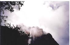 Canaima, EL Salto Angel