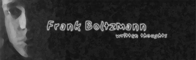 Frank Boltzmann