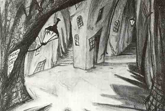das cabinet des doktor caligari robert wiene 1919 allen s attic