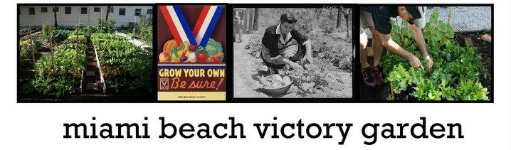 Miami Beach Victory Garden