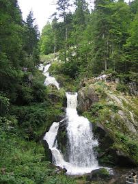Triberg (Cataratas de Gutagh) (Alemania)