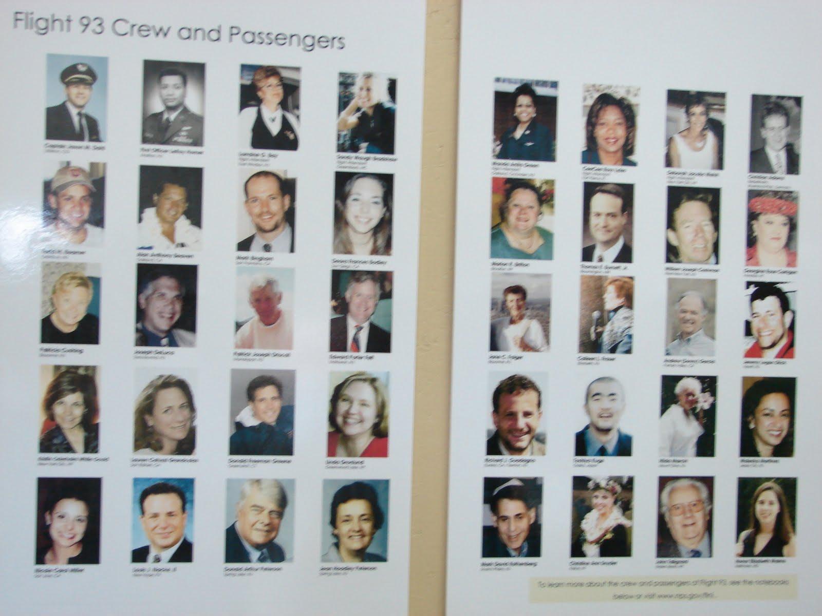 33 - 44 - 66 NPS Trip: Day 37 Johnstown Flood & Flight 93