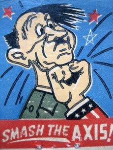 Close Hitler before striking.