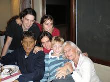 Último cumpleaños de Claudio, 22/05/2007