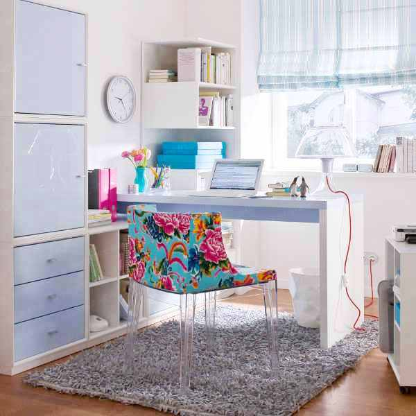 Girly Pretty Lovely Things Office Inspiration