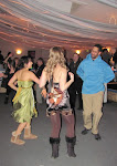 Dancing after dinner