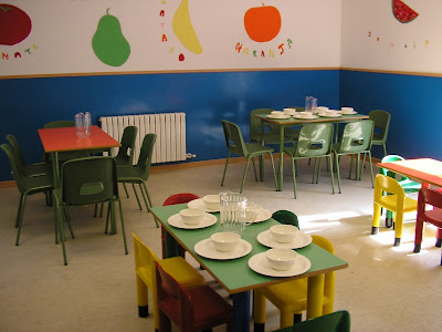 La alimentaci n infantil el comedor como espacio educativo for Comedor infantil