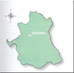 MAPA DEL CANTON ECHEANDIA
