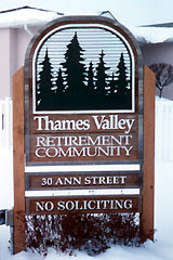 Thems Valley Retirement St Marys Ontario