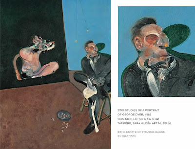 Francis Bacon in mostra a Milano