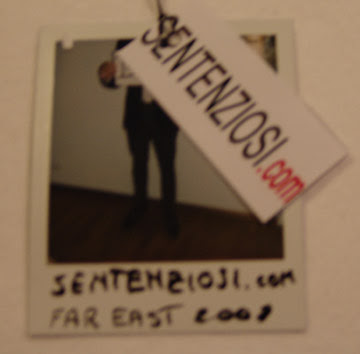 badge di Sentenziosi al far east film festival udine 2008