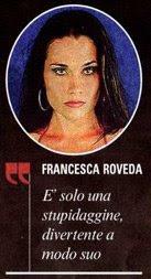 Francesca Roveda Cheyenne